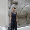 Visite du Louvre le dimanche 13 juillet .