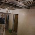 Village de Bouhinor. Casamance, Sénégal. La maison de Paul Mendy. Sonko, une de ses filles.