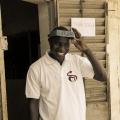 Le camp de consultation de l'AMREF à SEDHIOU