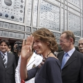 Institut du Monde arabe, samedi 12 juillet, en présence de Christine Albanel, Dominique Baudis et Jack Lang.