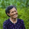 C'est avec un large sourire que Madame MY raconte tous les malheurs qui ont jalonné sa vie, depuis la guerre du Vietnam, jusqu'aux dernières tempêtes dont la fréquence ne cesse d'augmenter.