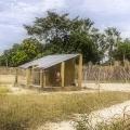 Centrale photovoltaïque du village de Kouba en Casamance, Sénégal.
