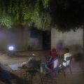 La cour de la maison de Doussou Konaté au village de Keur Sambara. Région de Thiès, Sénégal.